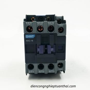 CONTACTOR CHINT 3P NXC-18