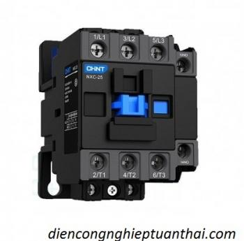 Contactor CHINT  3P NXC-25
