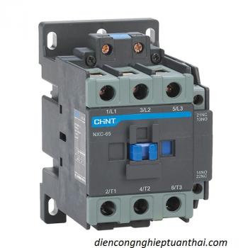 Contactor CHINT  3P NXC-65