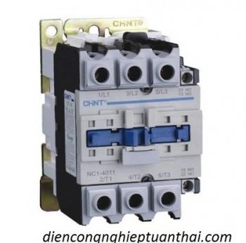 Contactor Chint  3P NC1-4011